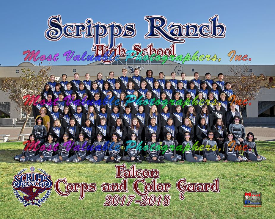 2017 Marching Band Photo Proof